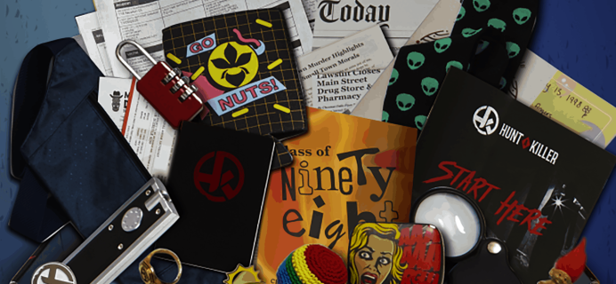 Hunt A Killer Cyber Monday Deal: Save 40% off your first box!