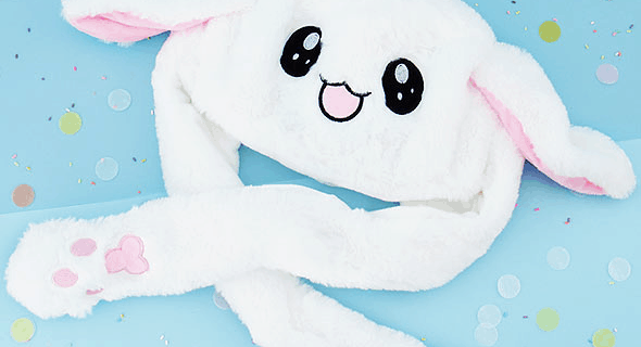 Kawaii Box Cyber Monday 2019 Coupon: Save $5 OFF your first box + FREE Bunny Hat!