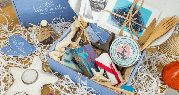 Life's A Wave Box Cyber Monday Deal: Save 30% for Cyber Monday!