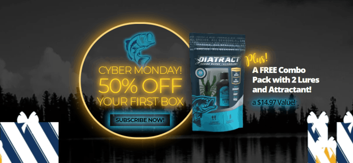Lucky Tackle Box Cyber Monday Deal: Get 50% Off + FREE Gift!