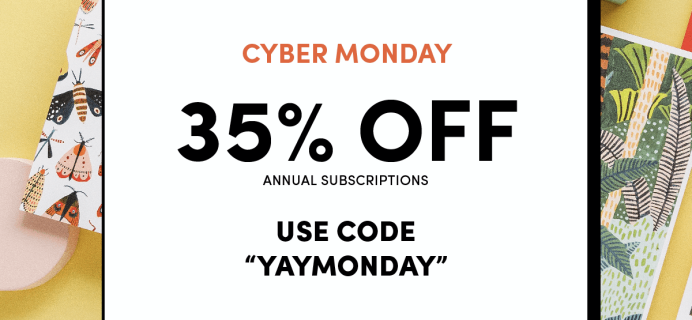 Papirmass Cyber Monday Deal: Get 35% off on annual subscriptions!