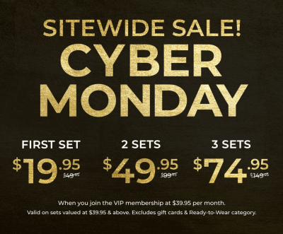 Cyber Monday Adore Me Deals – First Set $19.95 + BOGO!