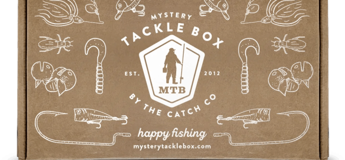 Mystery Tackle Box Cyber Monday Deal: Save 20% off your entire subscription!