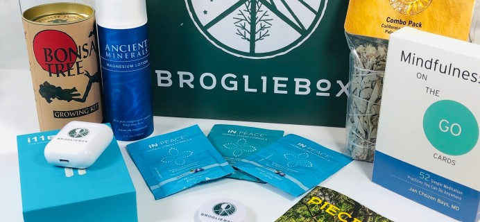 BroglieBox Fall 2019 Subscription Box Review