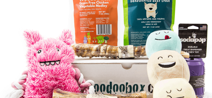 Woodoo Box – Review? Available Now + Coupon!