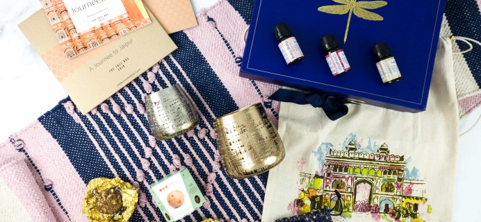 Journee Box Fall 2019 Subscription Box Review + Coupon