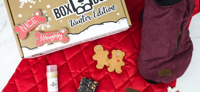 BoxDog Winter 2019 Subscription Box Review + Coupon