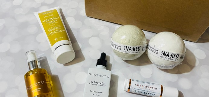 Jiyūbox Winter 2019 Subscription Box Review + Coupon!