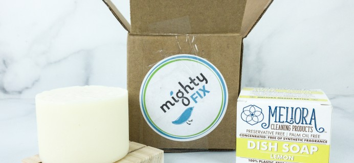 Mighty Fix November 2019 Review + First Month $3 Coupon!
