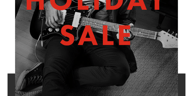 Fender Play Holiday Sale: Get 50% Off Any Plans!