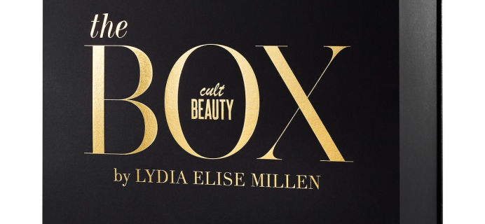 Cult Beauty Box by Lydia Elise Millen Available Now + Full Spoilers!