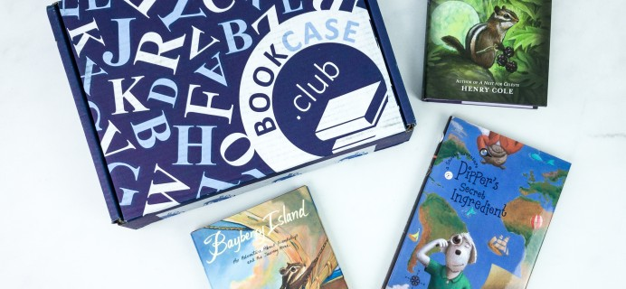 Kids BookCase Club December 2019 Subscription Box Review + 50% Off Coupon! – PRE TEEN