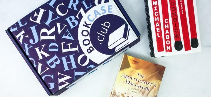 BookCase Club December 2019 Subscription Box Review & 50% Off Coupon – Surprise-Me Fiction