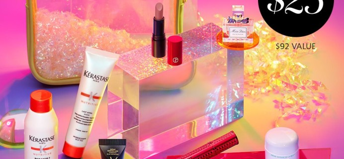 PLAY! by Sephora PLAY! Luxe Volume 6 Limited Edition Box Coming Soon + Full Spoilers!