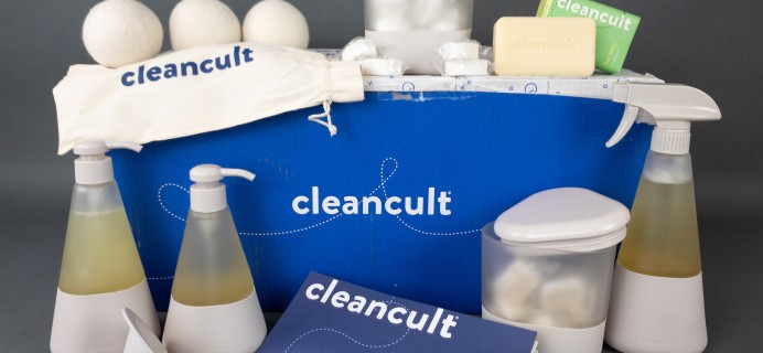 Cleancult Starter Kit Review + Coupon!