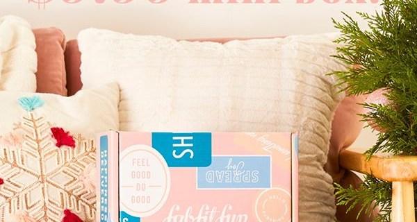 FabFitFun Deal: Get a $10 Mini Box ($150+ value) as your first box!