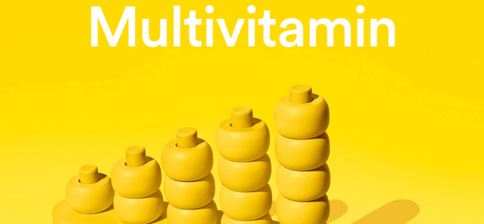Ritual Vitamins Coupon: 10% Off First 12 Weeks!