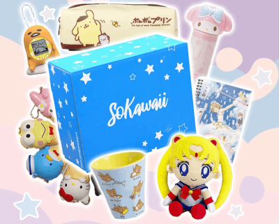 SoKawaii August 2020 Spoilers + Coupon!