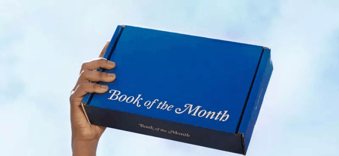 January 2020 Book of the Month Selection Time + Coupon!