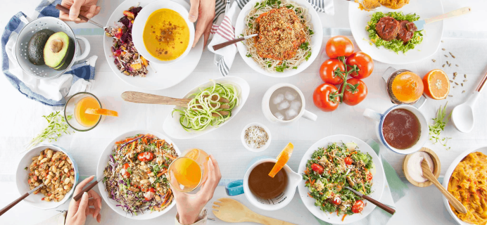 Sprinly – Review? Plant-Based Meal Subscription!
