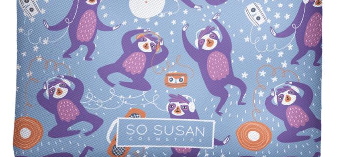 So Susan Color Curate January 2020 Full Spoilers!