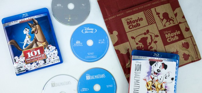Disney Movie Club November 2019 Review #2 + Coupon!