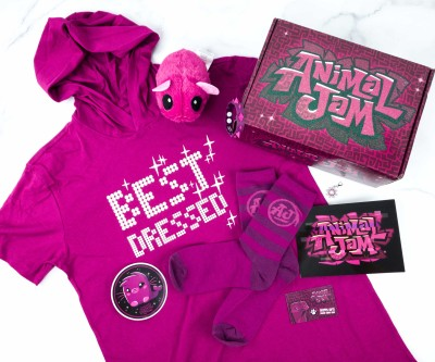 Animal Jam Box Winter 2019 Review