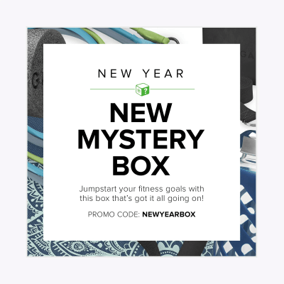 Gaiam New Year 2020 Mystery Box Available Now + Coupon!