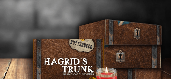 Hagrid's Trunk – Review? Harry Potter Subscription + Coupon!