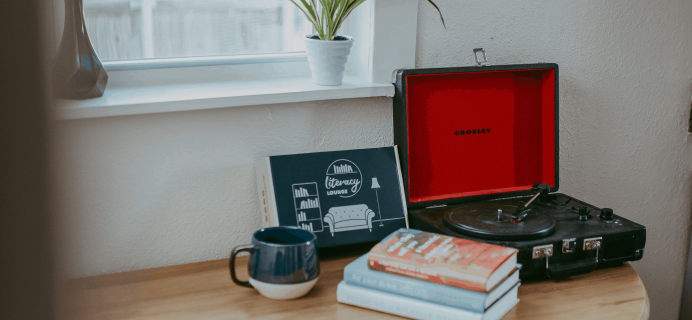 Literacy Lounge Box – Review? Book Subscription From Black Authors!