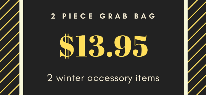 Cents of Style Grab Bags Available Now + 50% Off Coupon – as low as $13.95 Shipped!