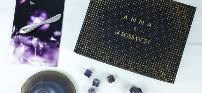Robb Vices December 2019 Subscription Box Review