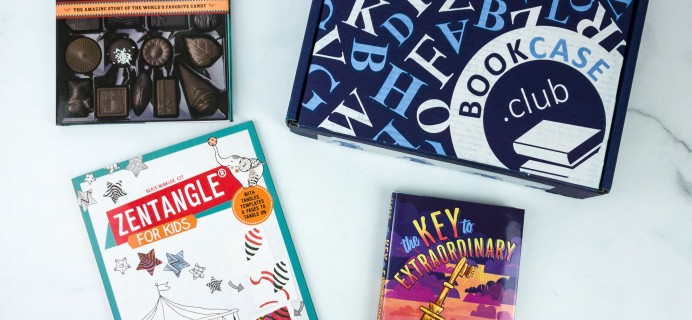 Kids BookCase Club January 2020 Subscription Box Review & 50% Off Coupon – PRE-TEEN