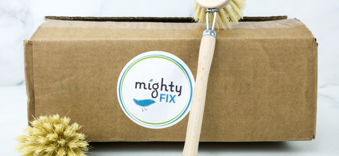 Mighty Fix December 2019 Review + First Month $3 Coupon!