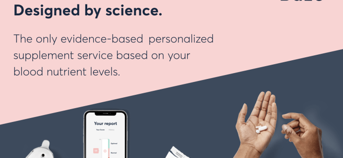 Baze – Review? Personalized Supplement Subscription + Coupon!