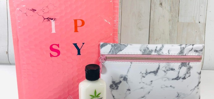 Ipsy Glam Bag January 2020 Review