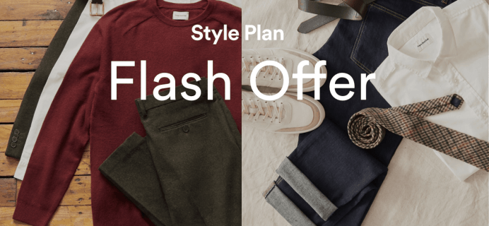 Frank And Oak Sale: Get FREE Styling Fee + $40 Off First Box!