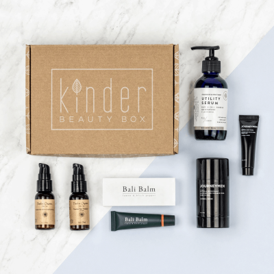 Kinder Beauty Limited Edition Father's Day Box Available Now!