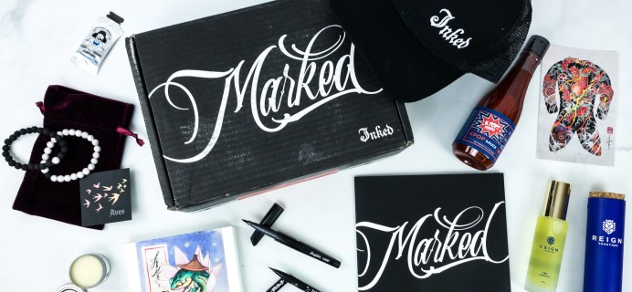 MARKED by Inked Black Friday Deal: Get 40% Off!