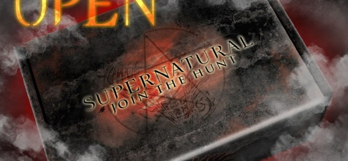 Supernatural Box Spring 2020 Spoiler #1!