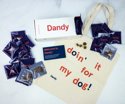 Dandy Dog Supplements Subscription Review + Coupon