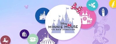 Minnie Mouse The Main Attraction Disney Collectible Series July 2020 Spoilers!