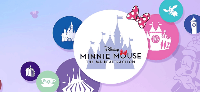 Minnie Mouse The Main Attraction Disney Collectible Series August & September 2020 Spoilers!