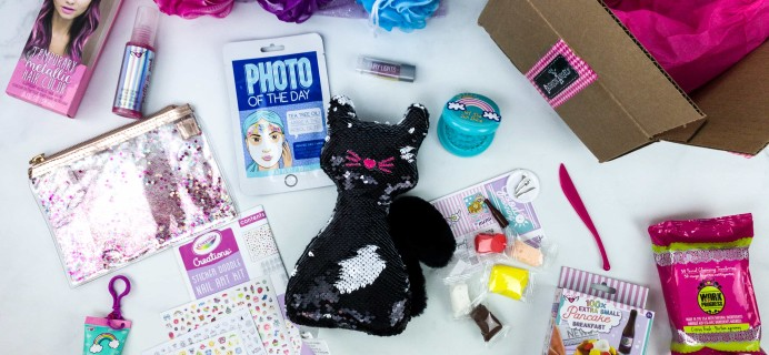February 2020 Fashion Angels Find Your Wings Subscription Box Review + Coupon