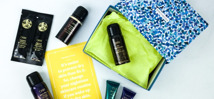 January 2020 Birchbox Subscription Box Review + Coupon – Curated Box