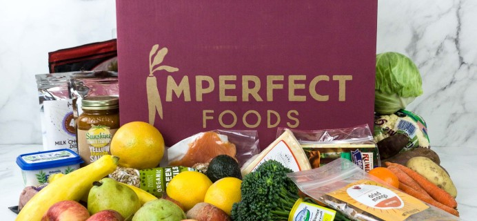 Imperfect Foods Review + Coupon