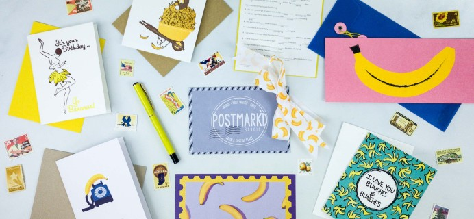 PostBox January 2020 Subscription Box Review + Coupon