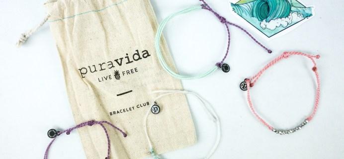Pura Vida Bracelets Club January 2020 Review + Coupon!