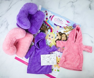 Club Eimmie December 2019 Subscription Box Review