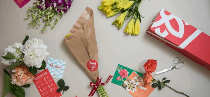 BloomsyBox International Women's Day Sale: Save 10%!